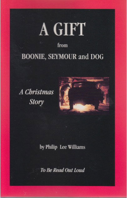 A Gift from Boonie, Seymour and Dog